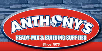 ANTHONY'S READY MIX & BUILDING SUPPLIES